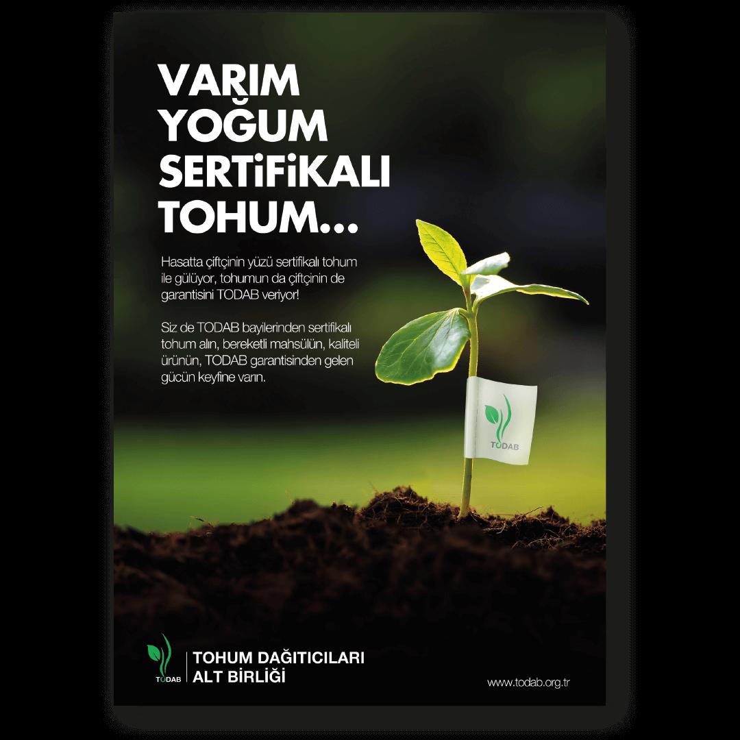 27-TOHUM DAĞITICILARI ALT BİRLİĞİ / TODAB